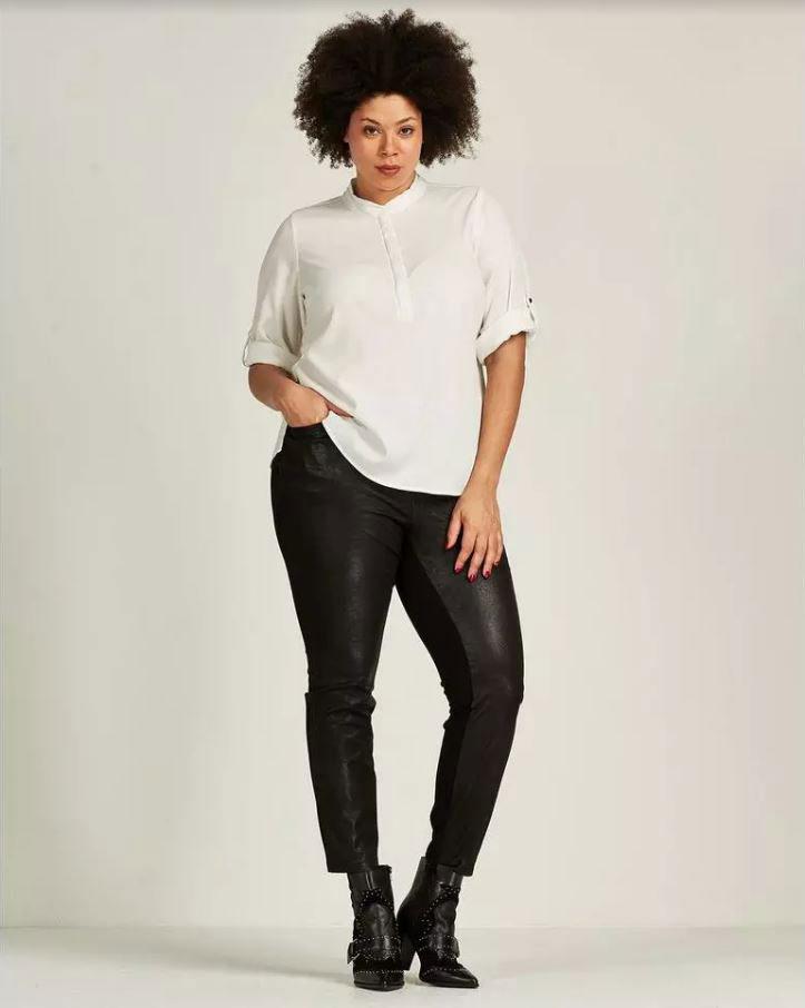 Lijfstijl mode heeft broeken en pantalons van onder andere yesta, in grote maten en diverse pasvormen