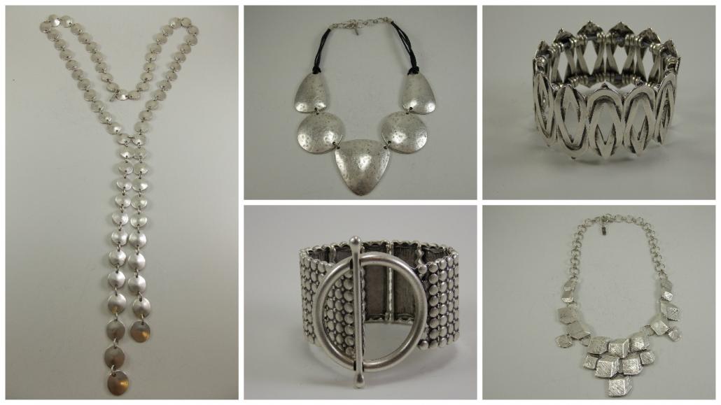Een greep uit de sieraden collectie van Lijfstijl Mode